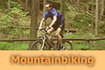 Guided mountain bike tours in Saxon Switzerland
